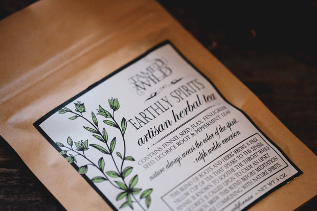 Earthly Spirits Herbal Tea
