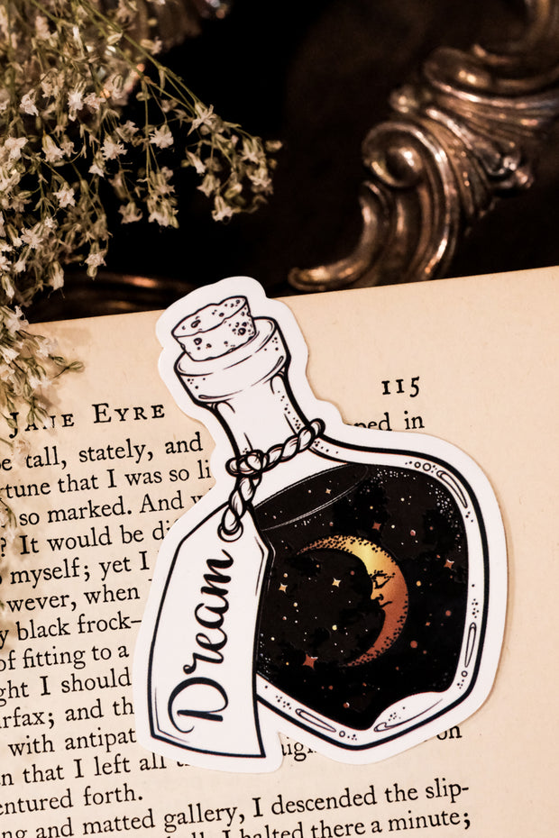 Dream Bottle Decal