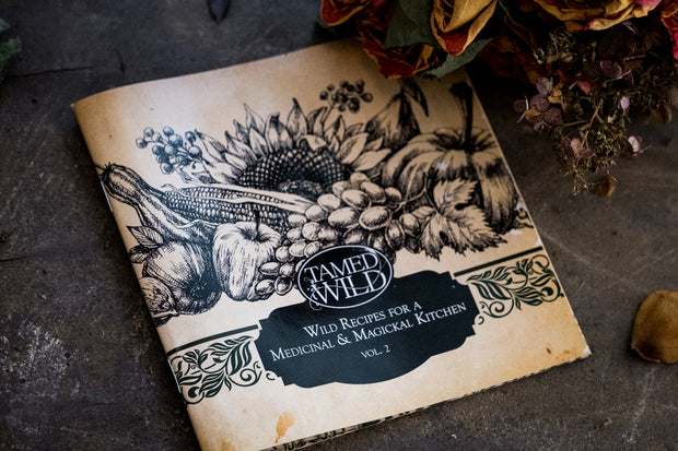 Wild Kitchen Booklet, Vol 2