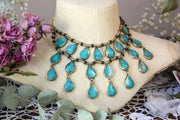 Southern Rain Kuchi Necklace