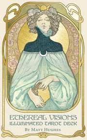 Ethereal Visions Tarot Deck card.