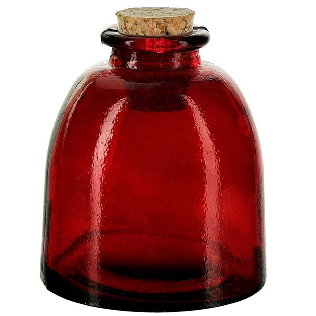 Recycled Glass Apothecary Jar (5 oz)