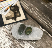 Green Quartz Tumbled