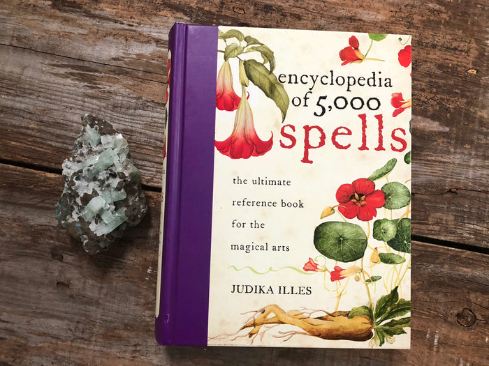 Encyclopedia of 5000 Spells
