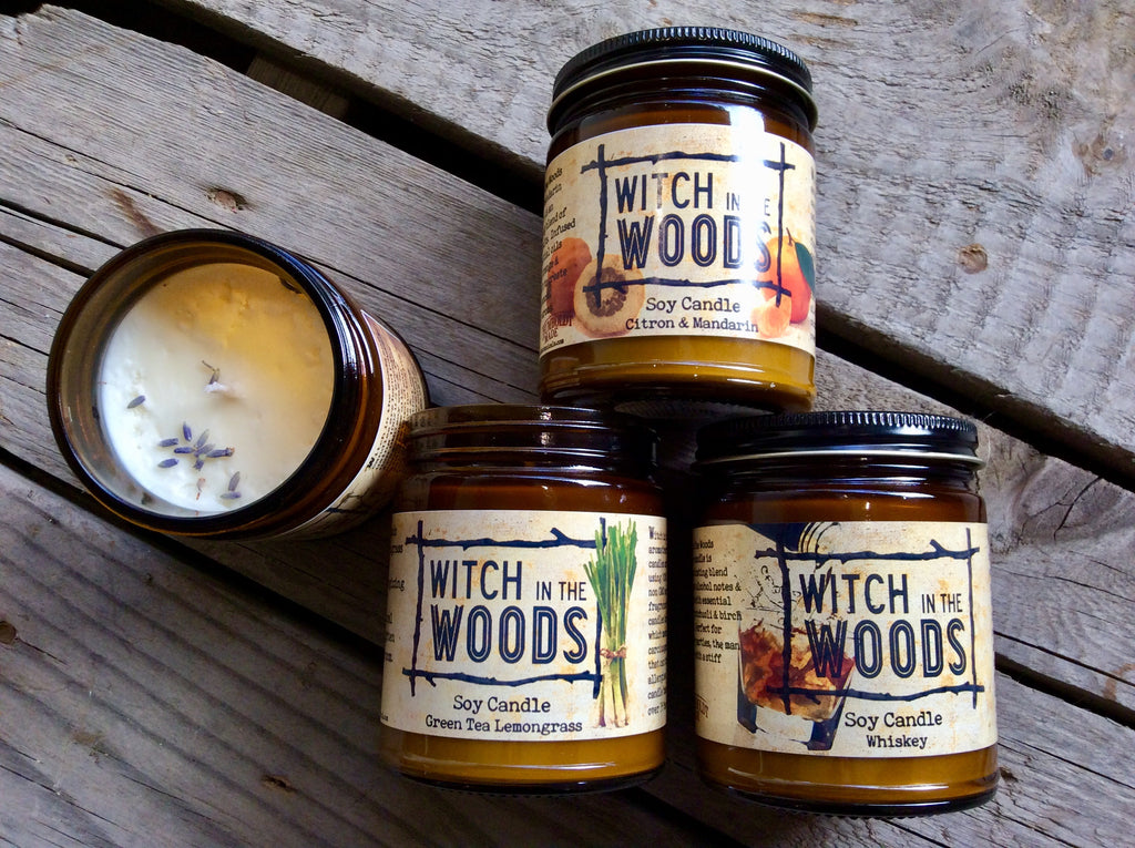 Soy Candle // Assorted Variety by Witch In The Woods