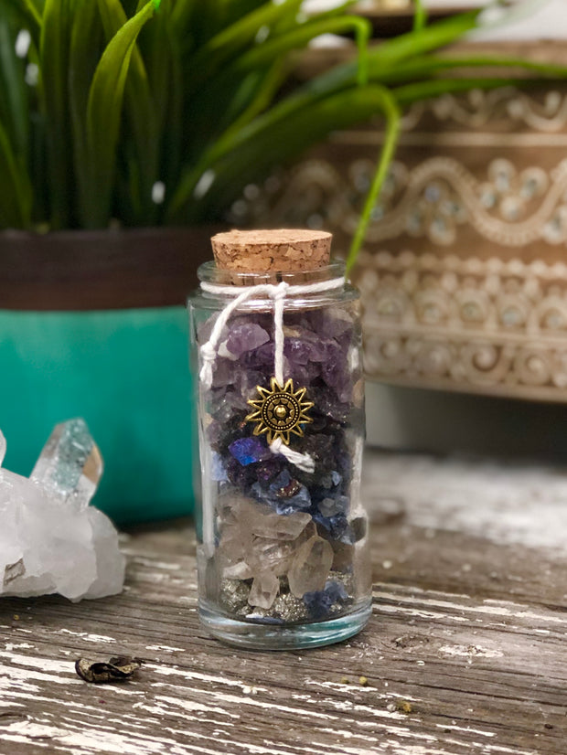 Crystal Altar Jar