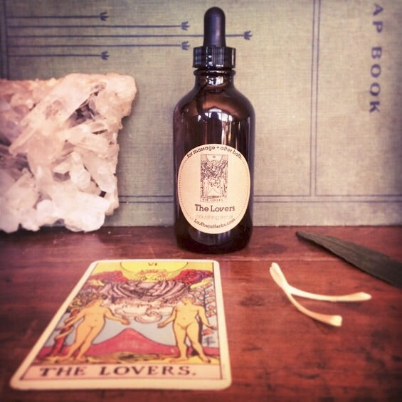 The Lovers Oil by La Abeja Herbs
