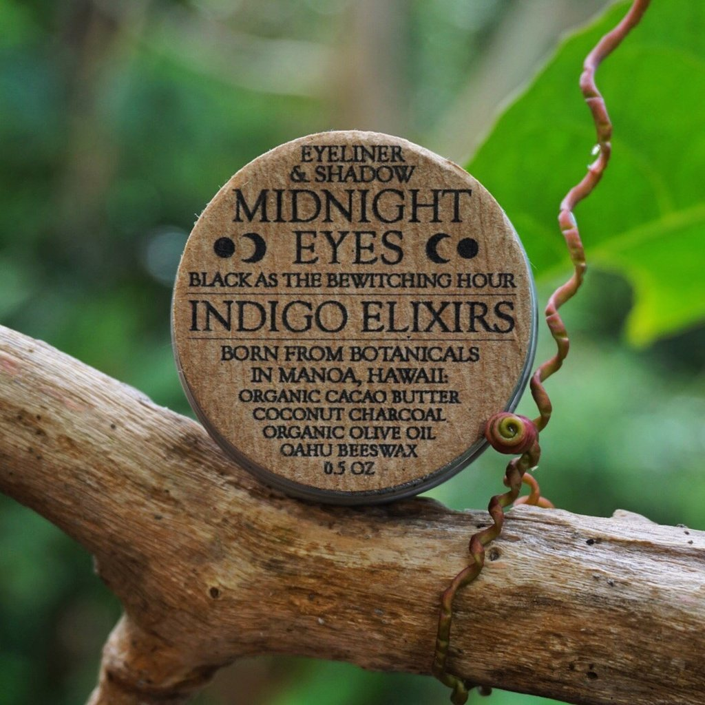 Midnight Eyes by Indigo Elixirs