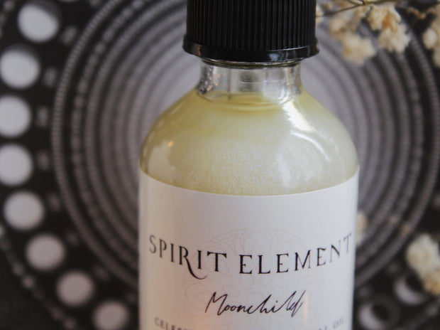 Moon Child Body and Ritual Oil // Spirit Element