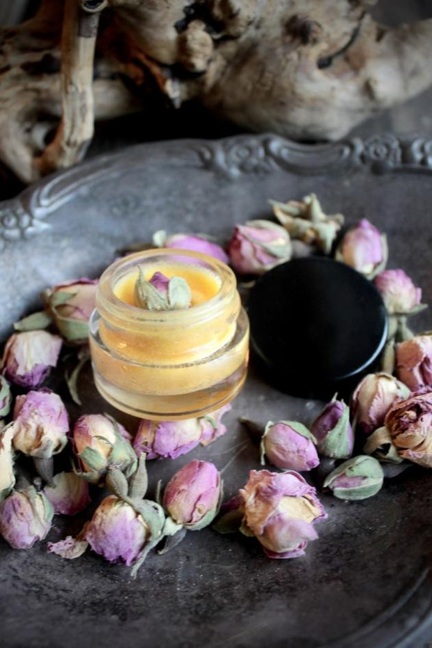 Rose + Sea Eye Cream by Herbal Moon Apothecary