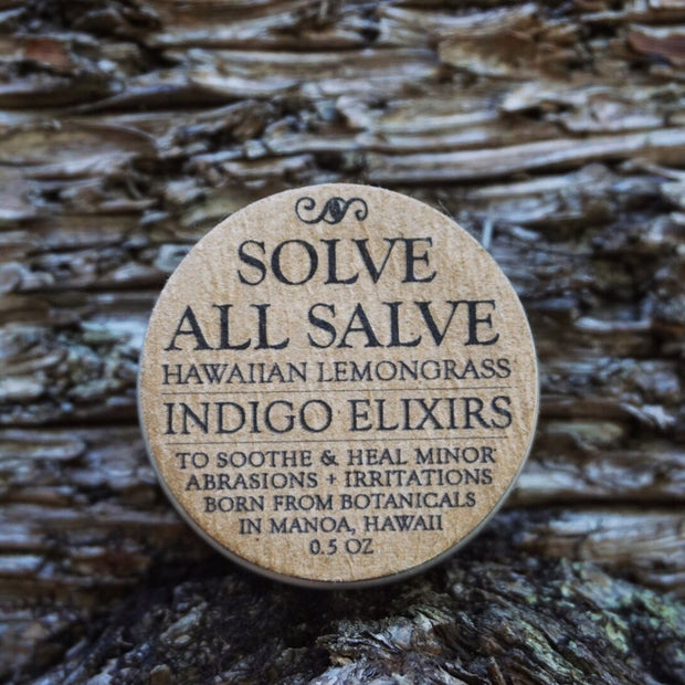 Solve All Salve Lemongrass by Indigo Elixirs