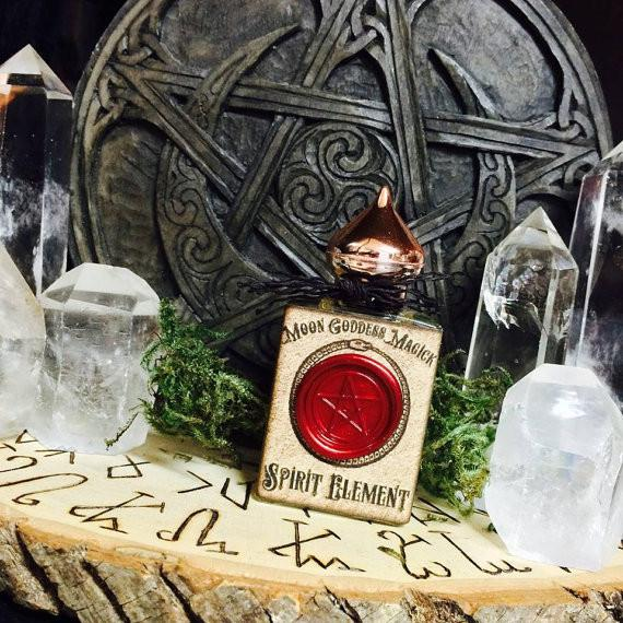 Spirit Element Oil by Moon Goddess Magick Apothecary