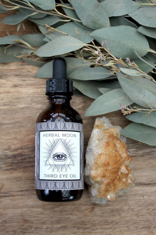 Third Eye Oil by Herbal Moon Apothecary