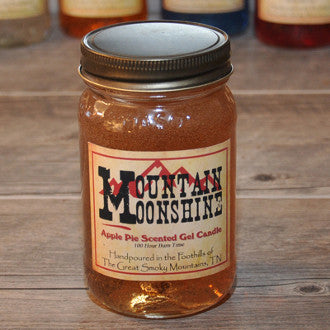 Country Mountain Mini Moonshine Candle 8oz - Cortez Candle's - 1