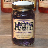 Country Mountain Mini Moonshine Candle 8oz - Cortez Candle's - 4