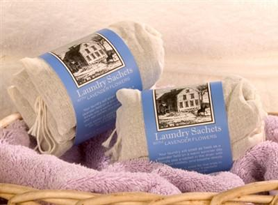 Farmhouse Laundry Sachet Lavender - My Home and Pet