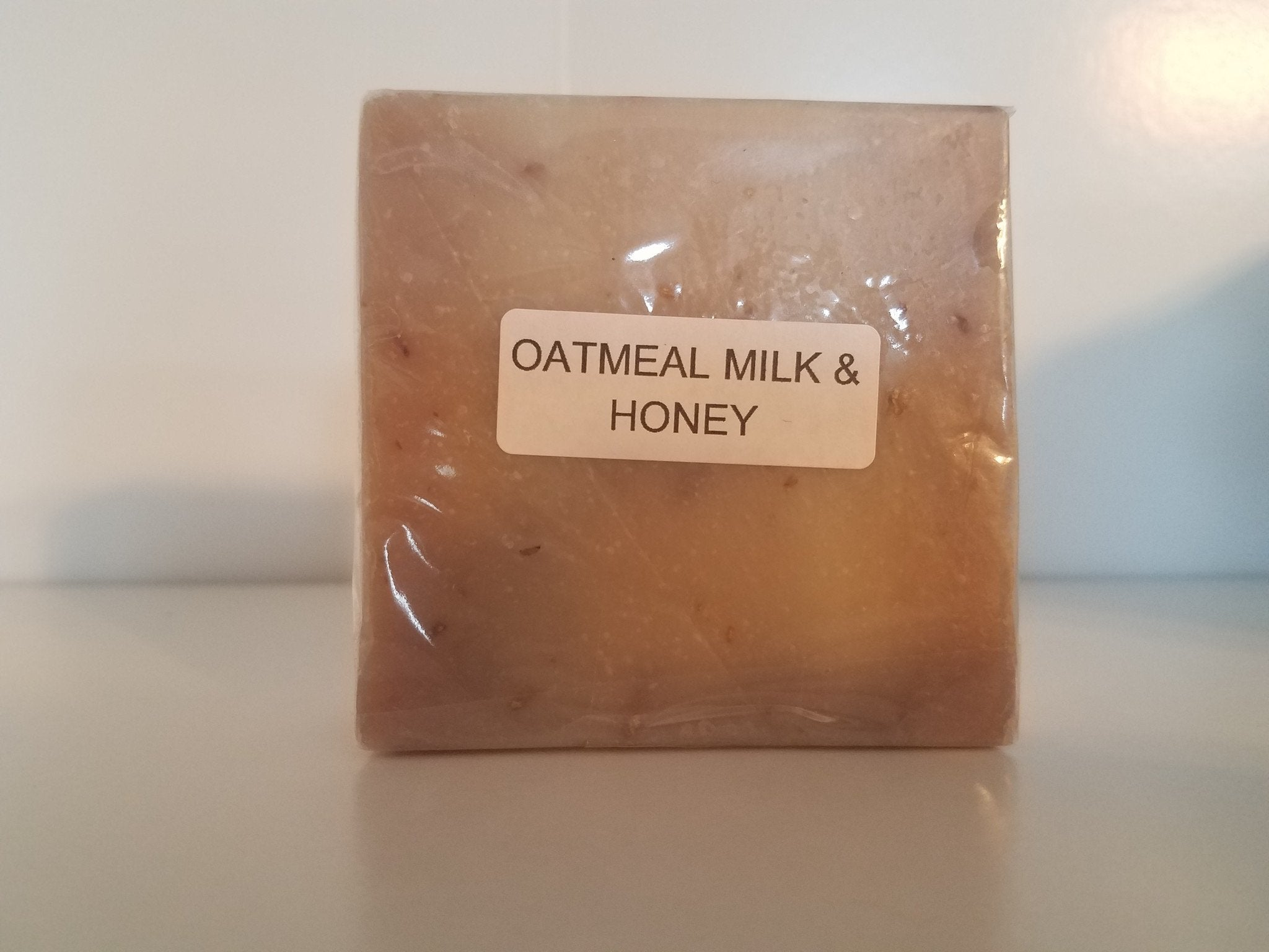 Oatmeal Milk and Honey 5oz Bar Soap - My Home and Pet