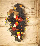 Holiday Door Decor Halloween or Thanksgiving - Cortez Candle's - 2