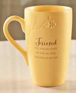 Mug Friend Blessing - Cortez Candle's