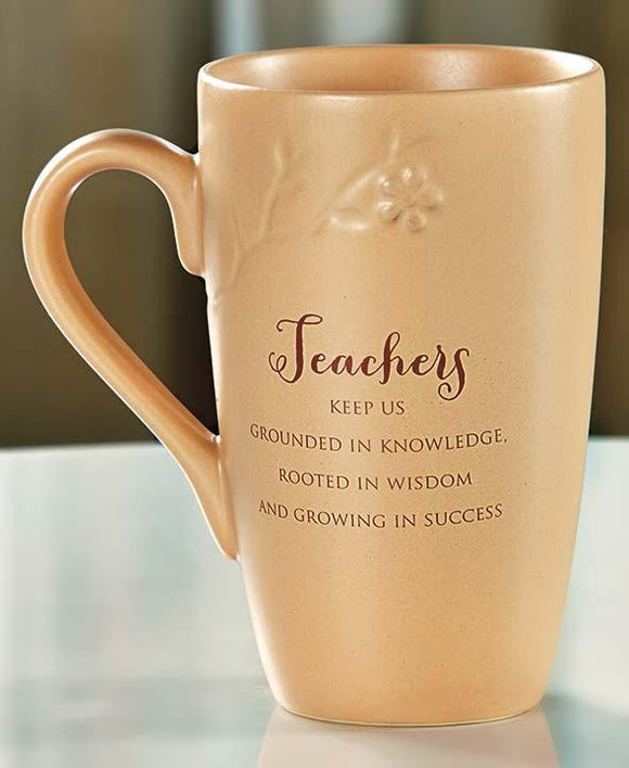 Mug Teacher Blessing - Cortez Candle's