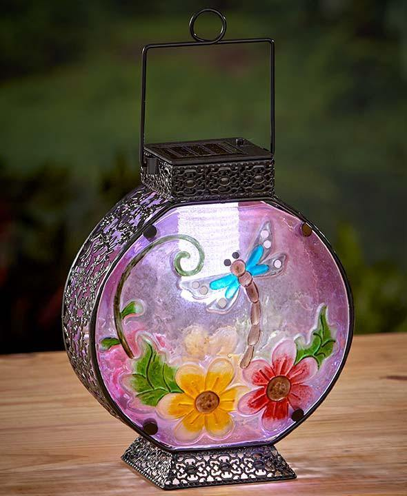 Solar Latern Dragonfly - My Home and Pet