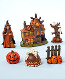 Holiday Mini Halloween Garden Set - Cortez Candle's - 2