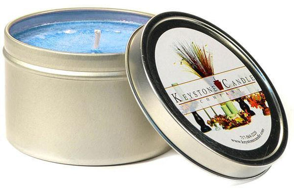 Tin 8oz Jar Ocean Breeze - Cortez Candle's