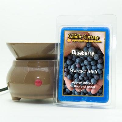 Scented Tarts Blueberry - Cortez Candle's