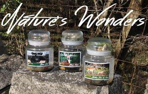 Natures Bliss Super Scented Gel Candles - Cortez Candle's - 1