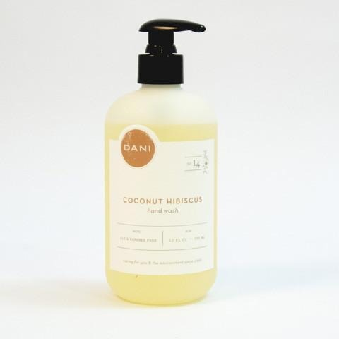 Hand Wash - Coconut Hibiscus 12oz