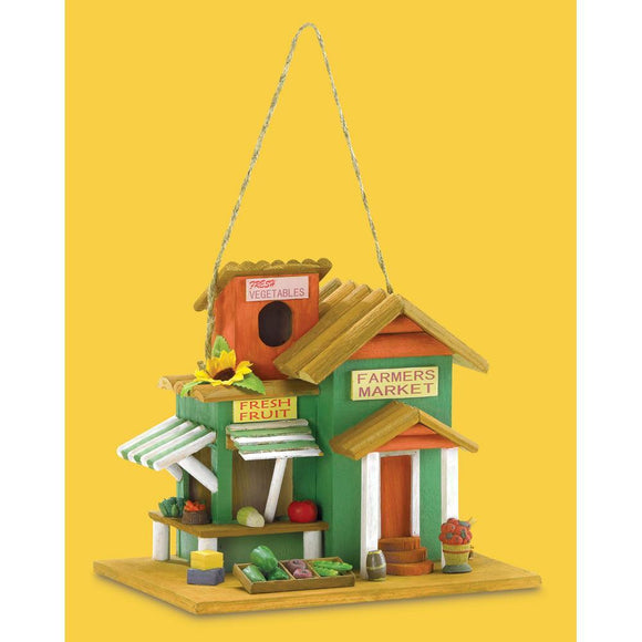 Birdhouse Farmers Market Grocery - My Home and Pet