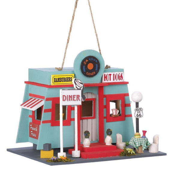 Birdhouse Fifties Country Diner - My Home and Pet