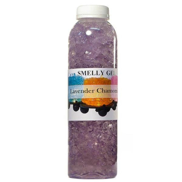 Scented Glow Bowl Gel Lavender Chamomile - Cortez Candle's