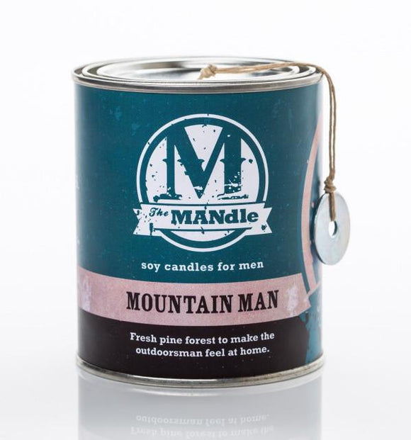Mountain Man - Cortez Candle's