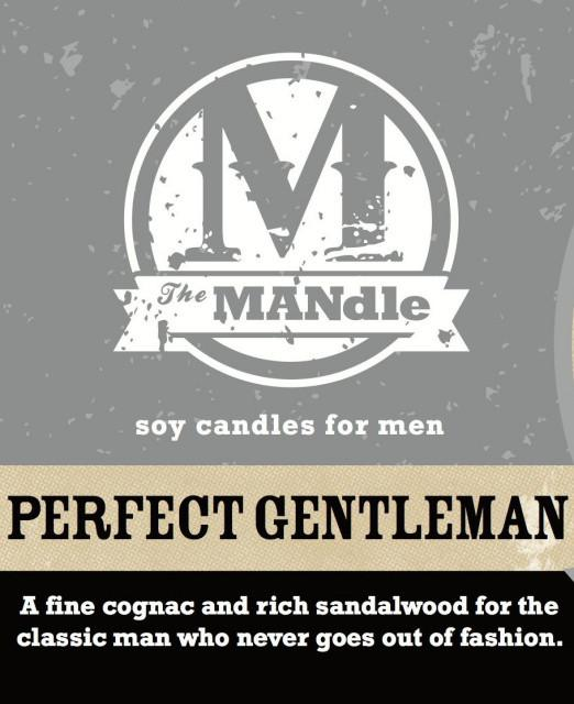 Perfect Gentleman - Cortez Candle's