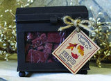 Crumbles - 10oz. Autumn Leaves in Chest Box - Cortez Candle's - 2