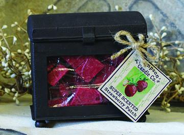 Crumbles - 10oz. Strawberry Patch in a Chest Box - My Home and Pet
