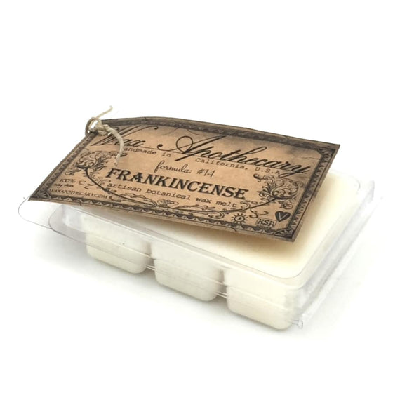 Wax Melt Frankincense 6pc