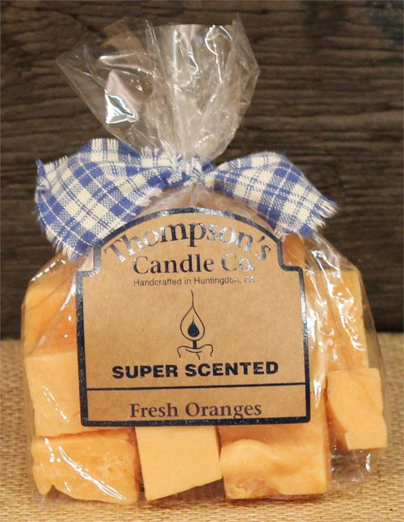 Crumbles - 6oz. Fresh Oranges Bag - Cortez Candle's - 1