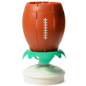 Musical Birthday Candles Football