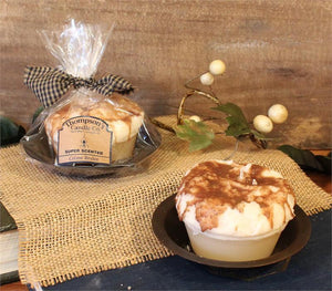 Cupcake Creme Brulee Candle - Cortez Candle's