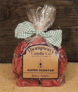 Crumbles - 6oz. Juicy Apple Bag - Cortez Candle's - 1