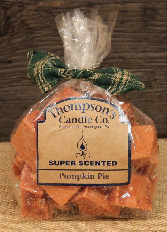 Crumbles - 6oz. Pumpkin Pie Bag - Cortez Candle's - 1
