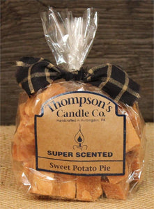 Crumbles - 6oz. Sweet Potato Pie Bag - Cortez Candle's - 1
