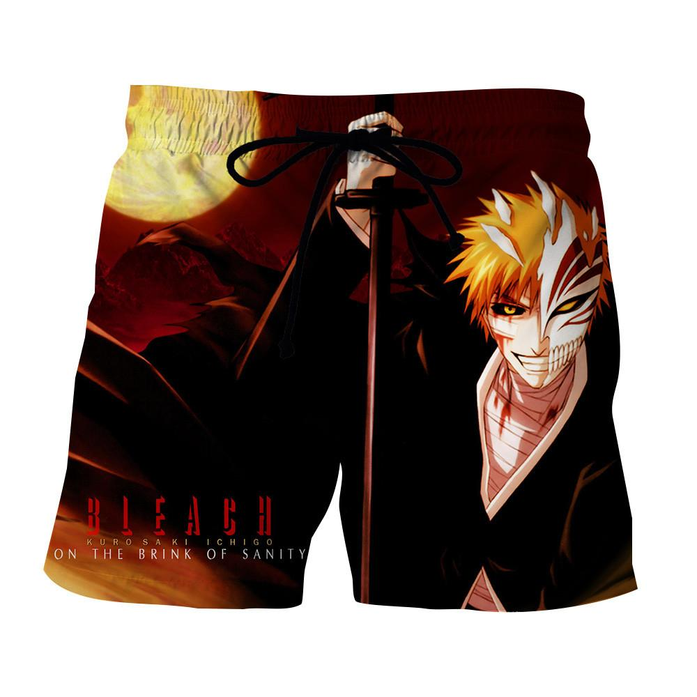 Bleach Ichigo Hollow Mask Fan Art Sketch Design Shorts