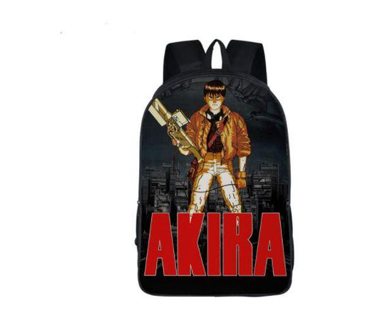 Akira 1988 Legendary Anime Awesome School Bag Backpack - Konoha Stuff