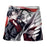 Attack on Titan Serious Levi Ackerman Survey Corps Boardshorts