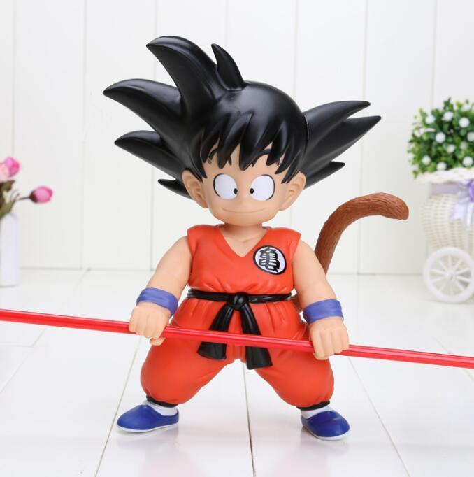 Cute Kid Young Goku New Dragon Ball Toy Action Figure 21cm - Saiyan Stuff - 1