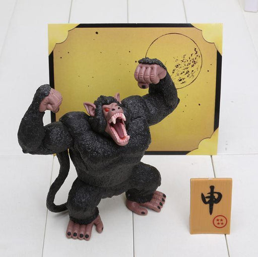 DBZ Son Goku Transformation Great Ape Monkey PVC Action Figure 13cm - Saiyan Stuff - 1