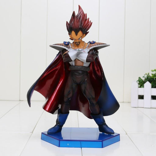 Dragon Ball Z Super Saiyan King Vegeta Powerful Energy Action Figure 20cm - Saiyan Stuff - 1